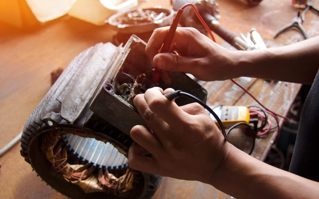 6 Measures for Electric Motor Maintenance